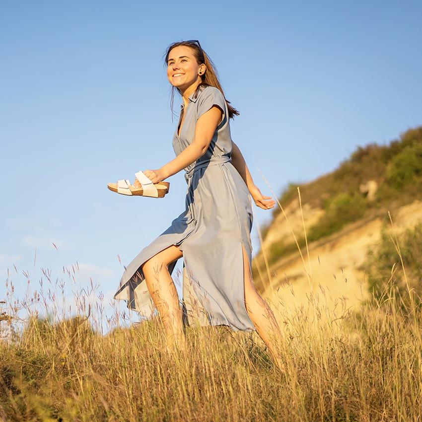 Môžete kráčať zdravo, aj štýlovo