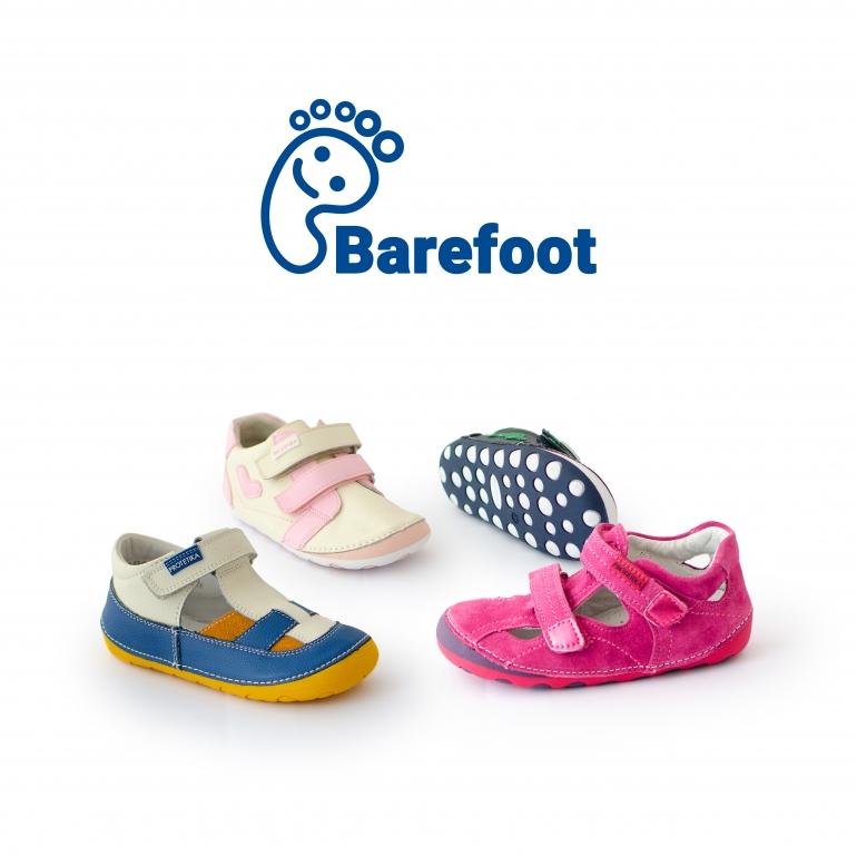 Nová kolekcia detskej obuvi PROTETIKA Barefoot