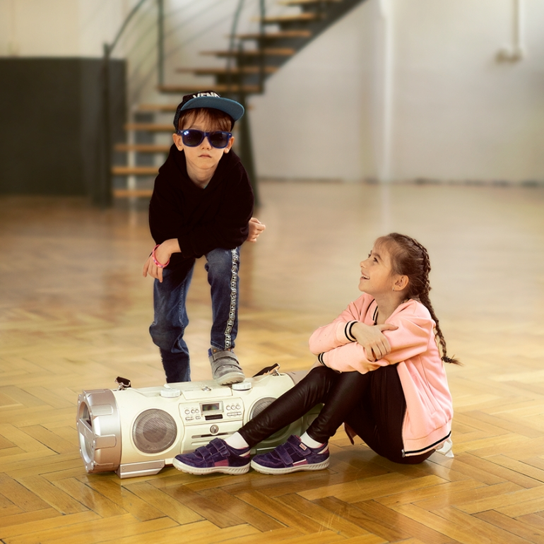 Aké  pohybové aktivity pre Vaše deti odporúčajú  odborníci?