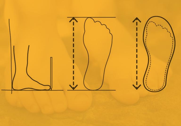 Ako vybrať veľkosť detskej obuvi správne a  zodpovedne