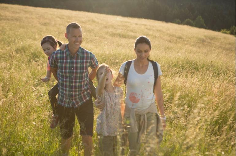 Chôdza – prirodzený a zdravý pohyb pre deti