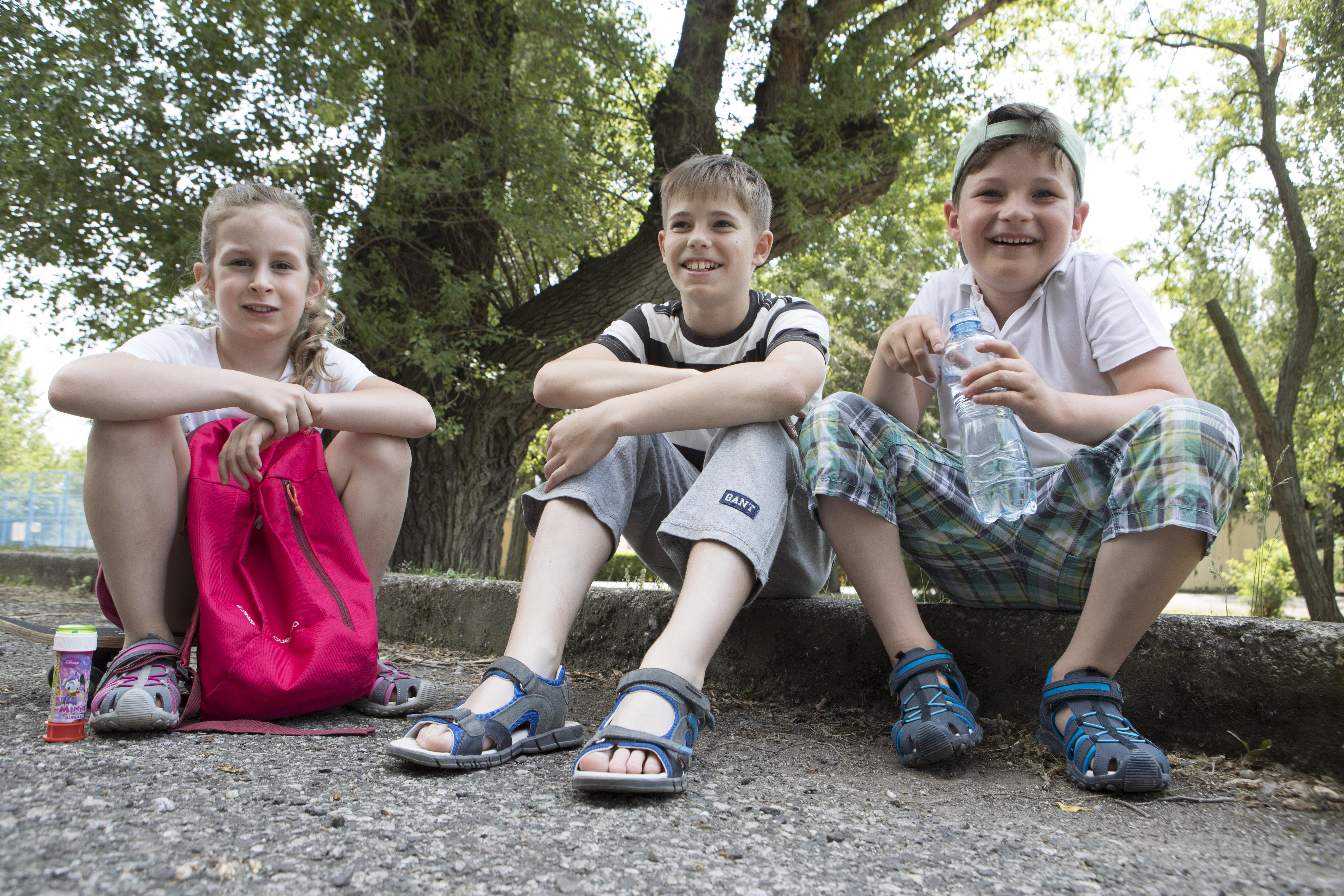 1e6fc4458dcd Podľa prieskumu PROTETIKY na základných školách má nábeh na plochonožie