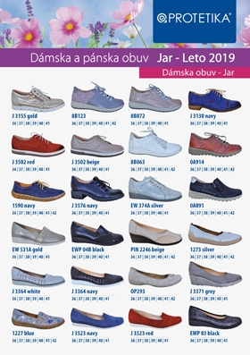 0cc5d8a042d34 Dámska a pánska komfortná obuv | Protetika